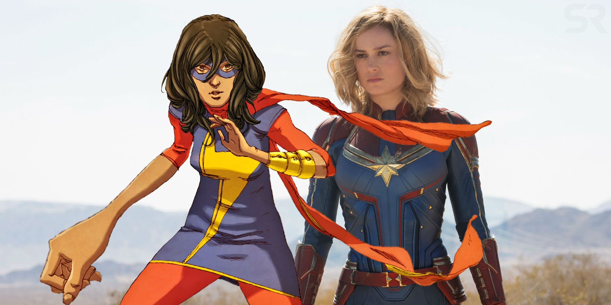 Captain Marvel Star Brie Larson Wants Kamala Khan In The Sequel