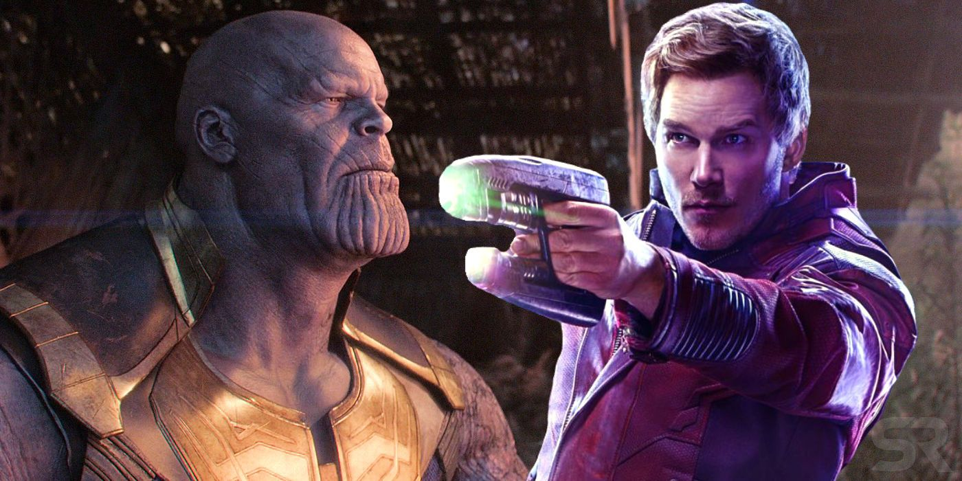 Star Lord In Avengers Endgame Return Infinity War Mistake Future