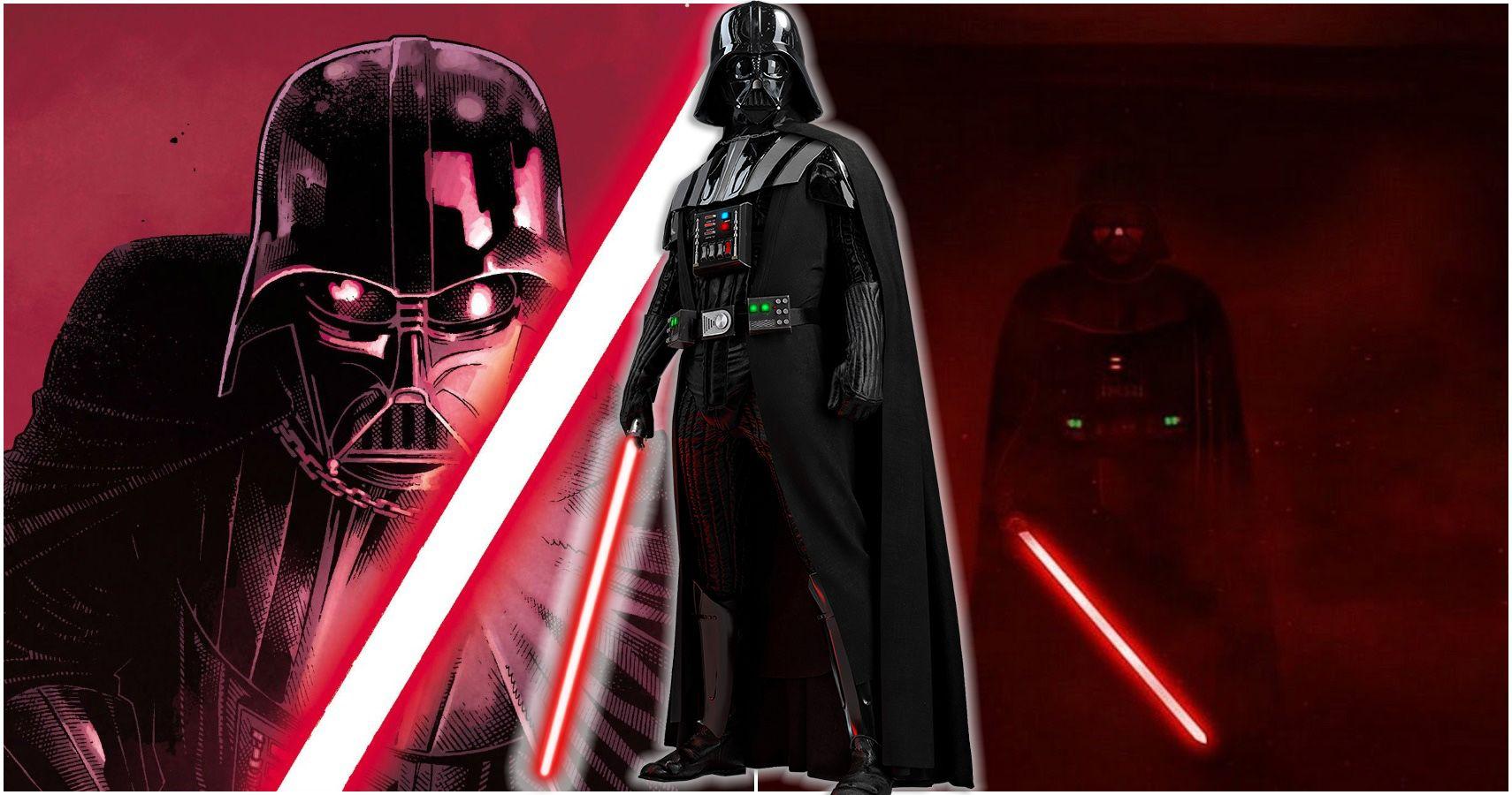 Disney Star Wars Darth Vader Lightsaber Rise of the Empire