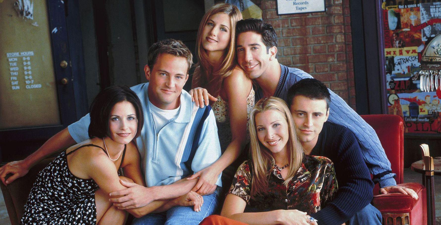 All 10 Seasons Of Friends, Ranked | ScreenRant