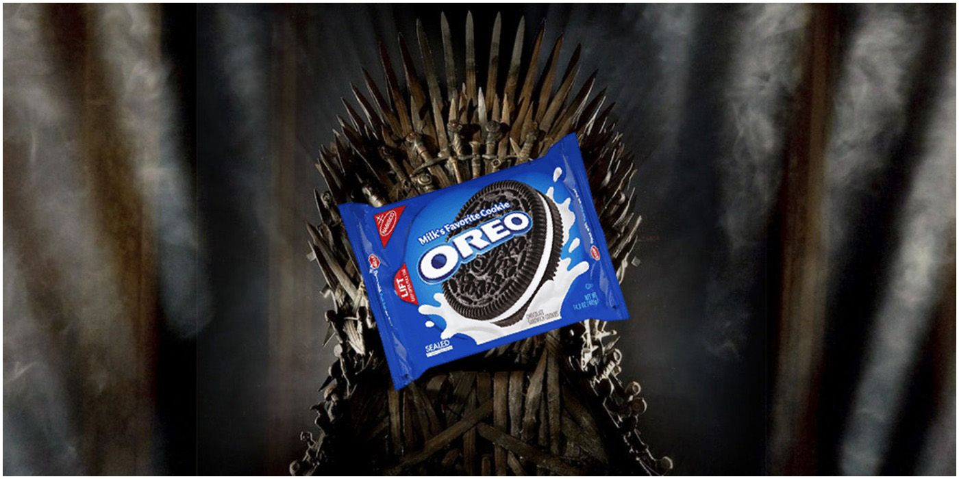 Game Of Thrones Final Season Getting Official Oreo Cookies