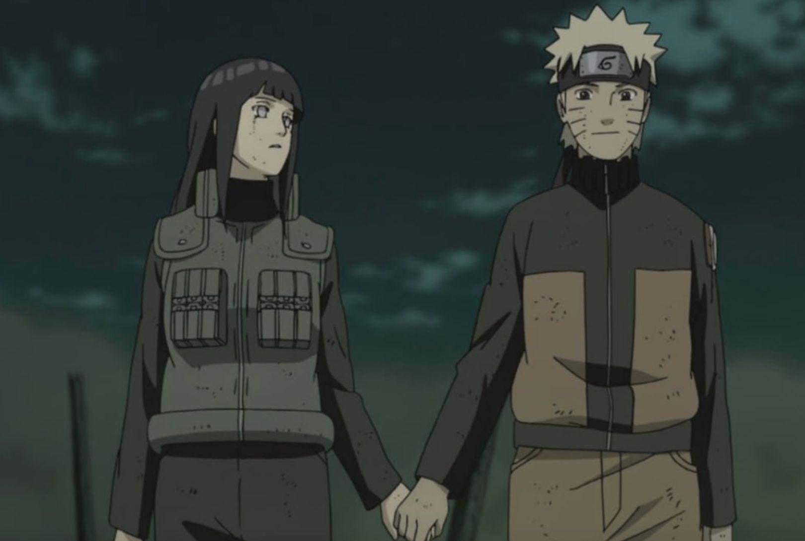 Naruto dating hinata fanfiction