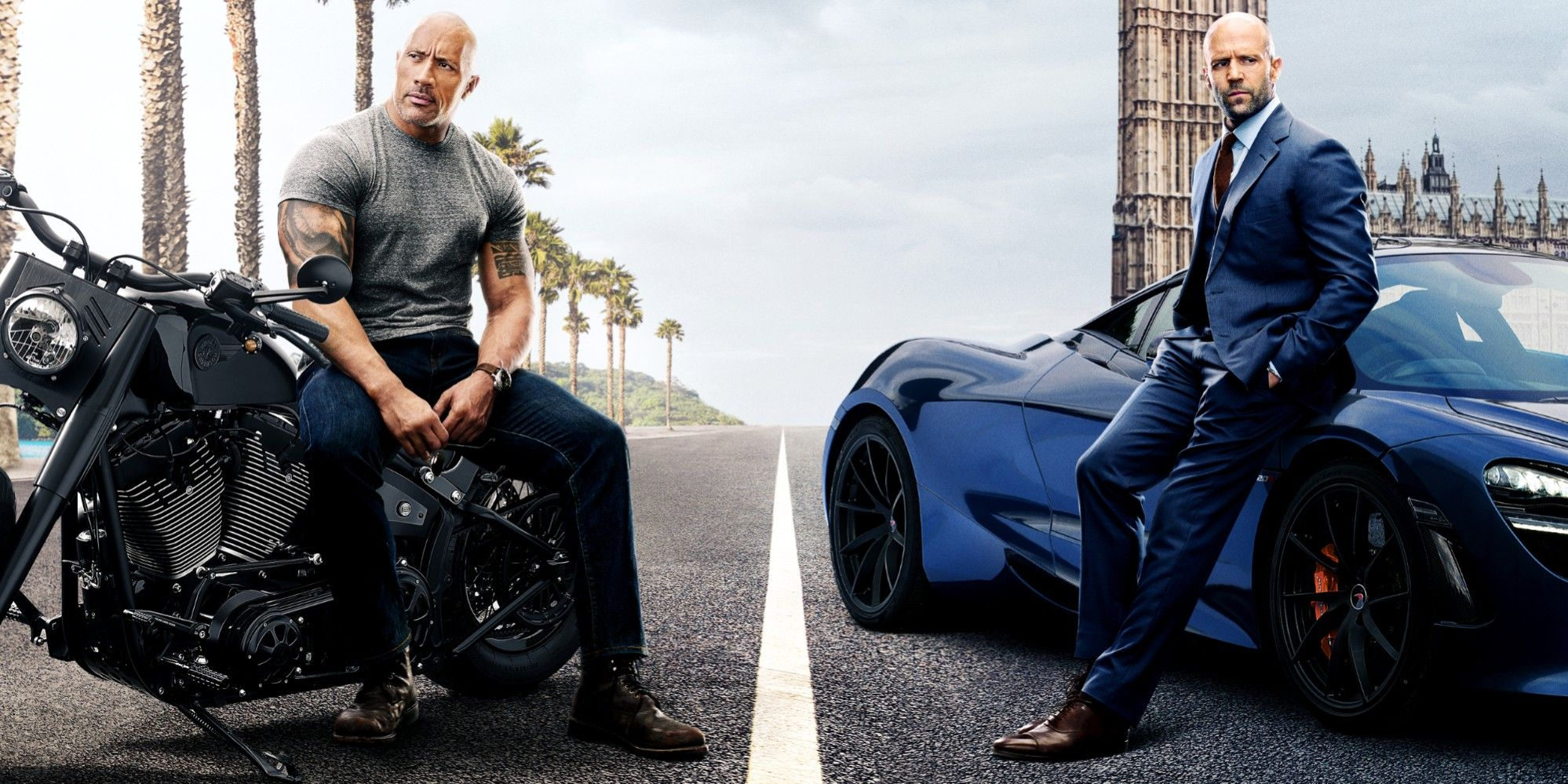 Dwayne Johnson Confirms Hobbs & Shaw Production Has Fully Wrapped