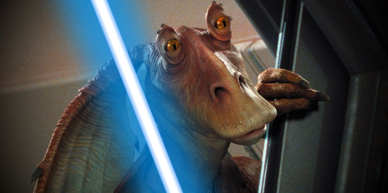 Star Wars Officially Makes Jar Jar Binks a War HERO