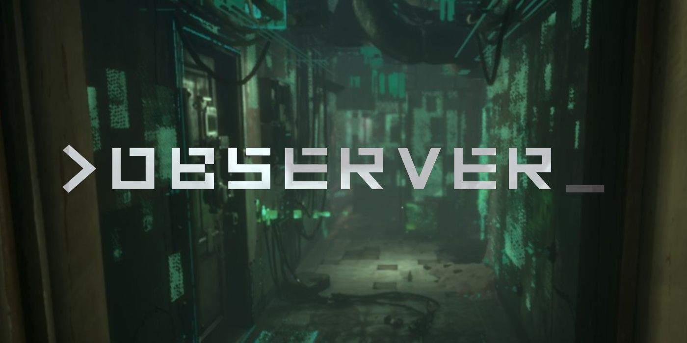observer_ Review: Cyberpunk Noir of the Highest Quality