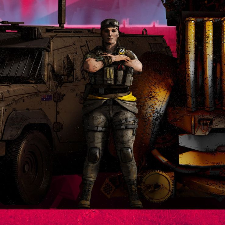 First Look: Rainbow Six Siege's Australian Operators Revealed