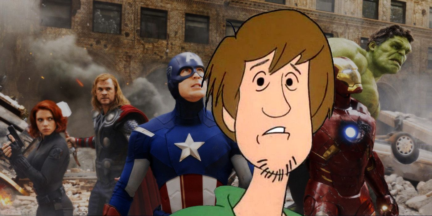 Watch: Shaggy Moves Beyond Mortal Kombat & Fights The Avengers