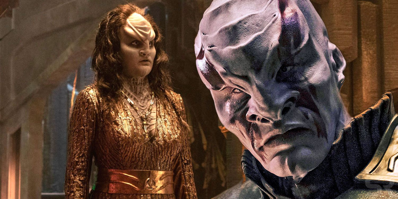 Discovery Confirms Why Star Trek's Klingons Were Originally Bald