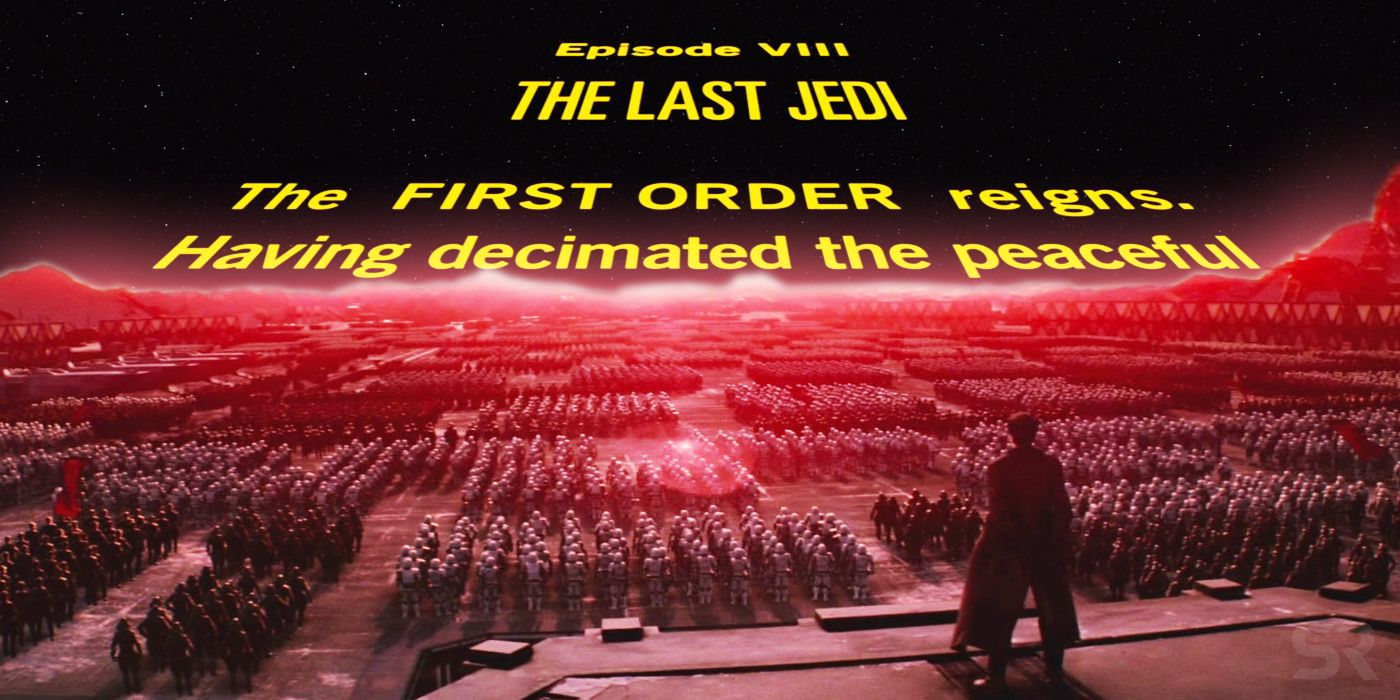 Star Wars Explains How First Order Took Over The Galaxy So Quickly