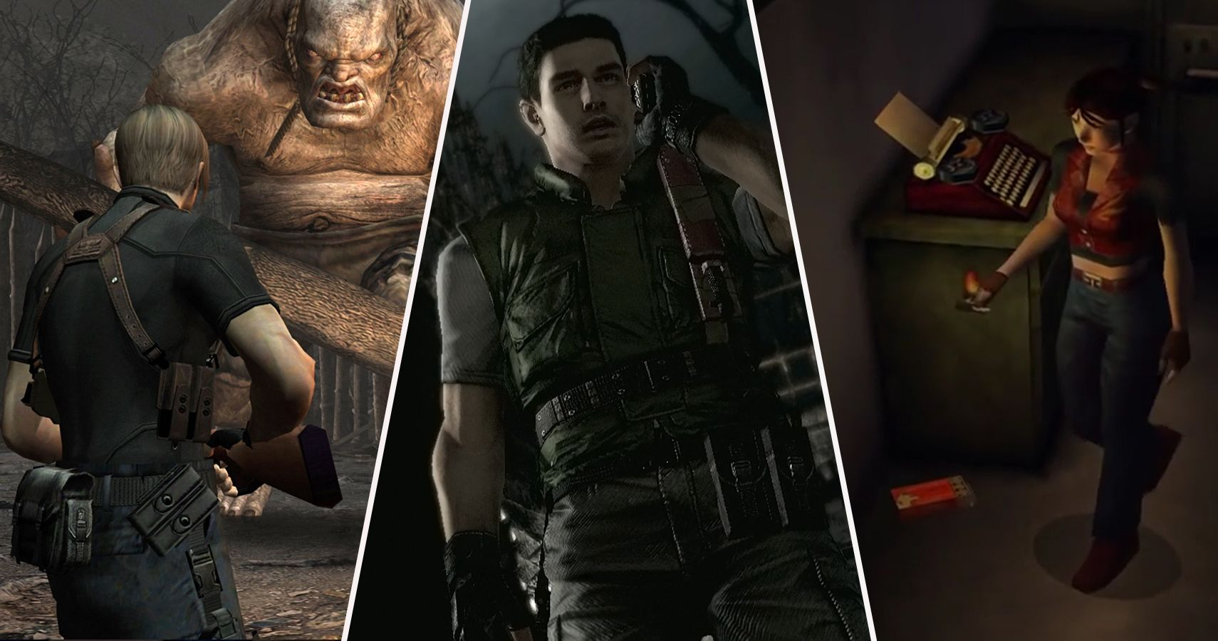 Every Main Resident Evil Game Ranked From Worst To Best