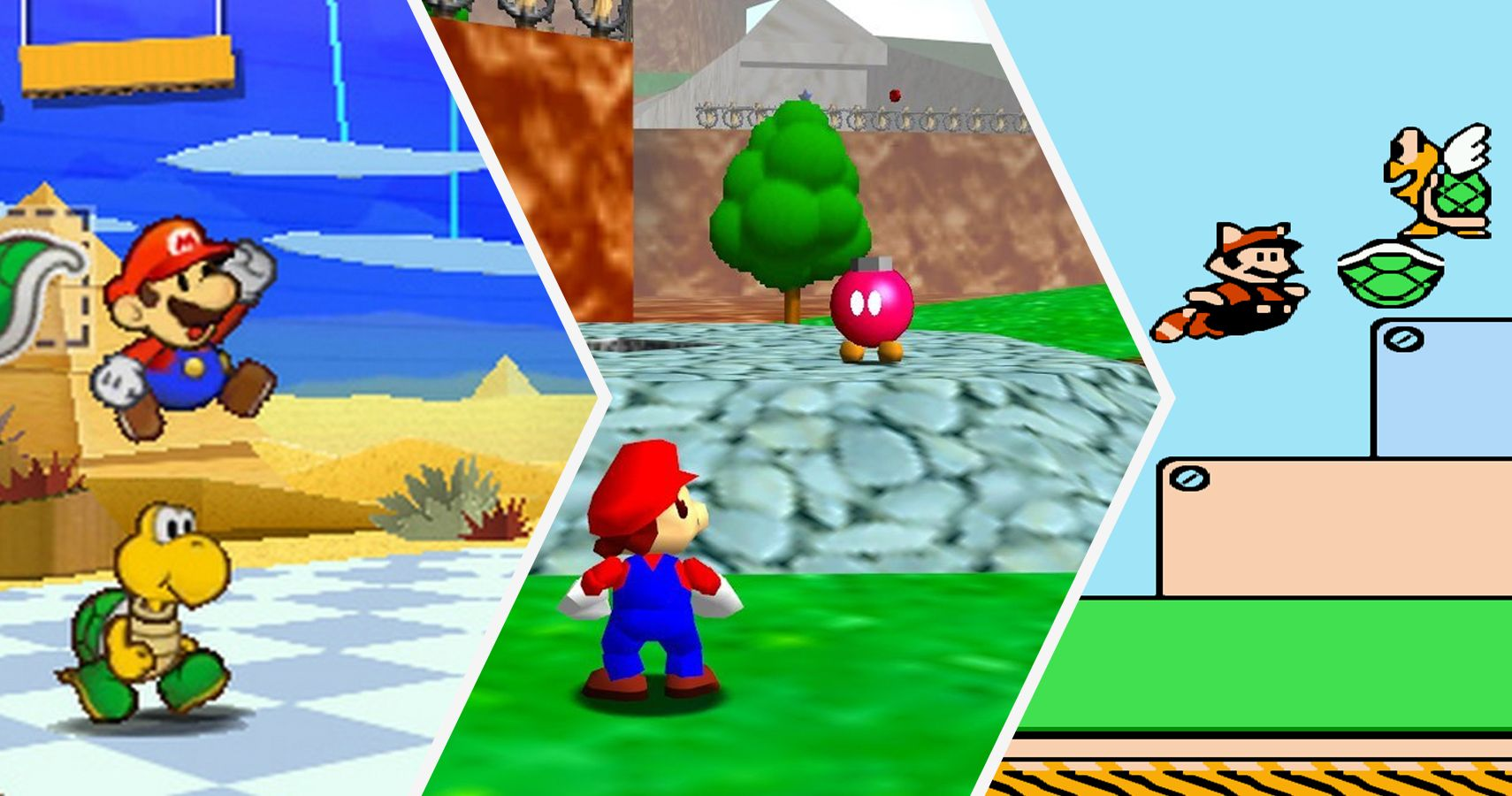 20 Greatest Super Mario Games Of All Time And 10 Of The Worst