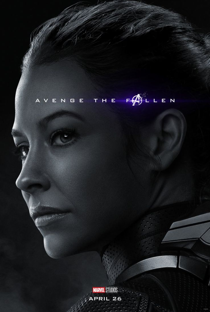 Marvel Releases 32 Avengers Endgame Character Posters