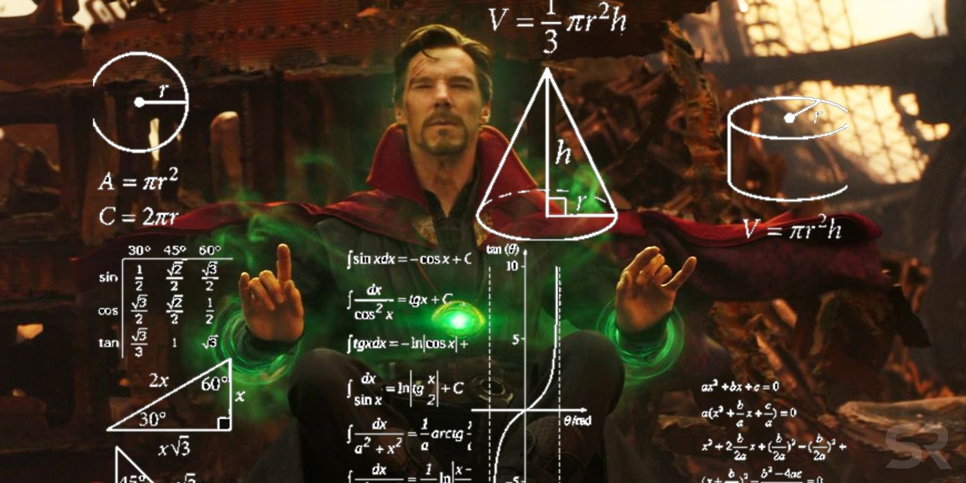 Infinity War: Why Doctor Strange Saw EXACTLY 14,000,605 Futures