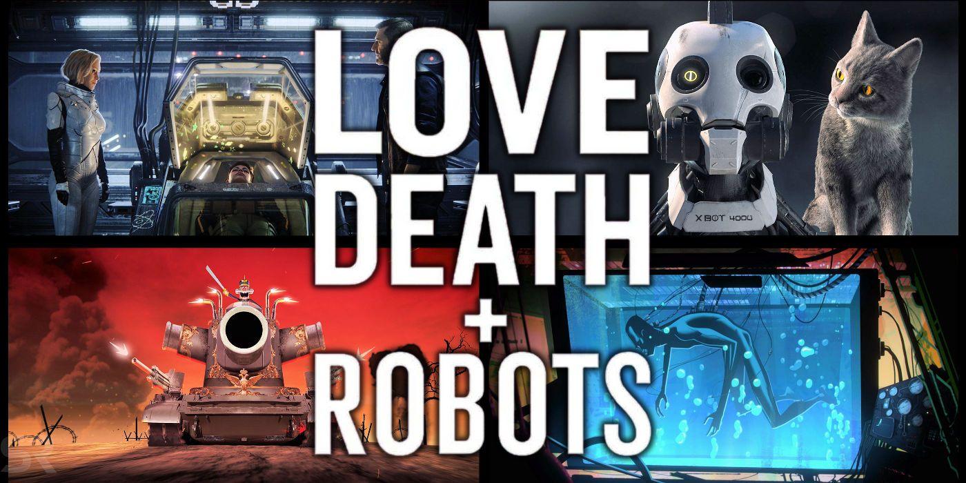 Love, Death & Robots Season 2: Renewal & Release Date Info