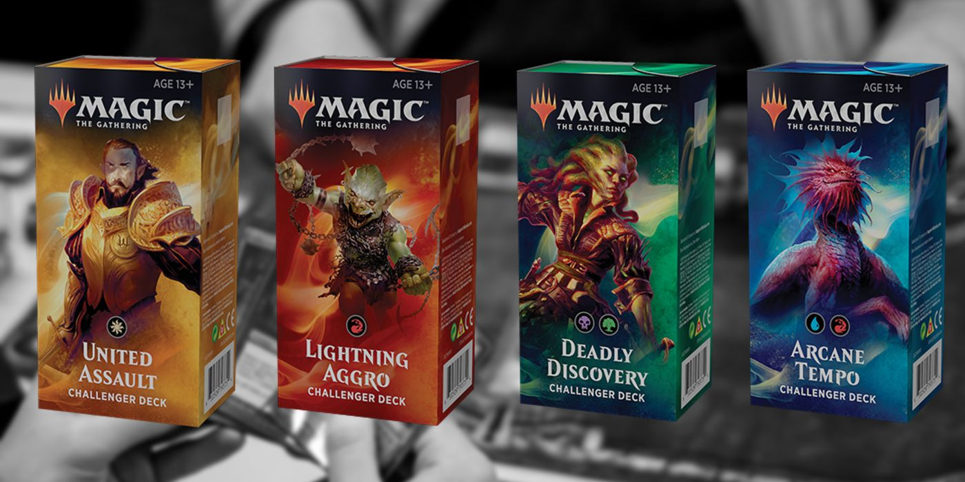 Magic: The Gathering's New Challenger Decks Make Standard More Accessible