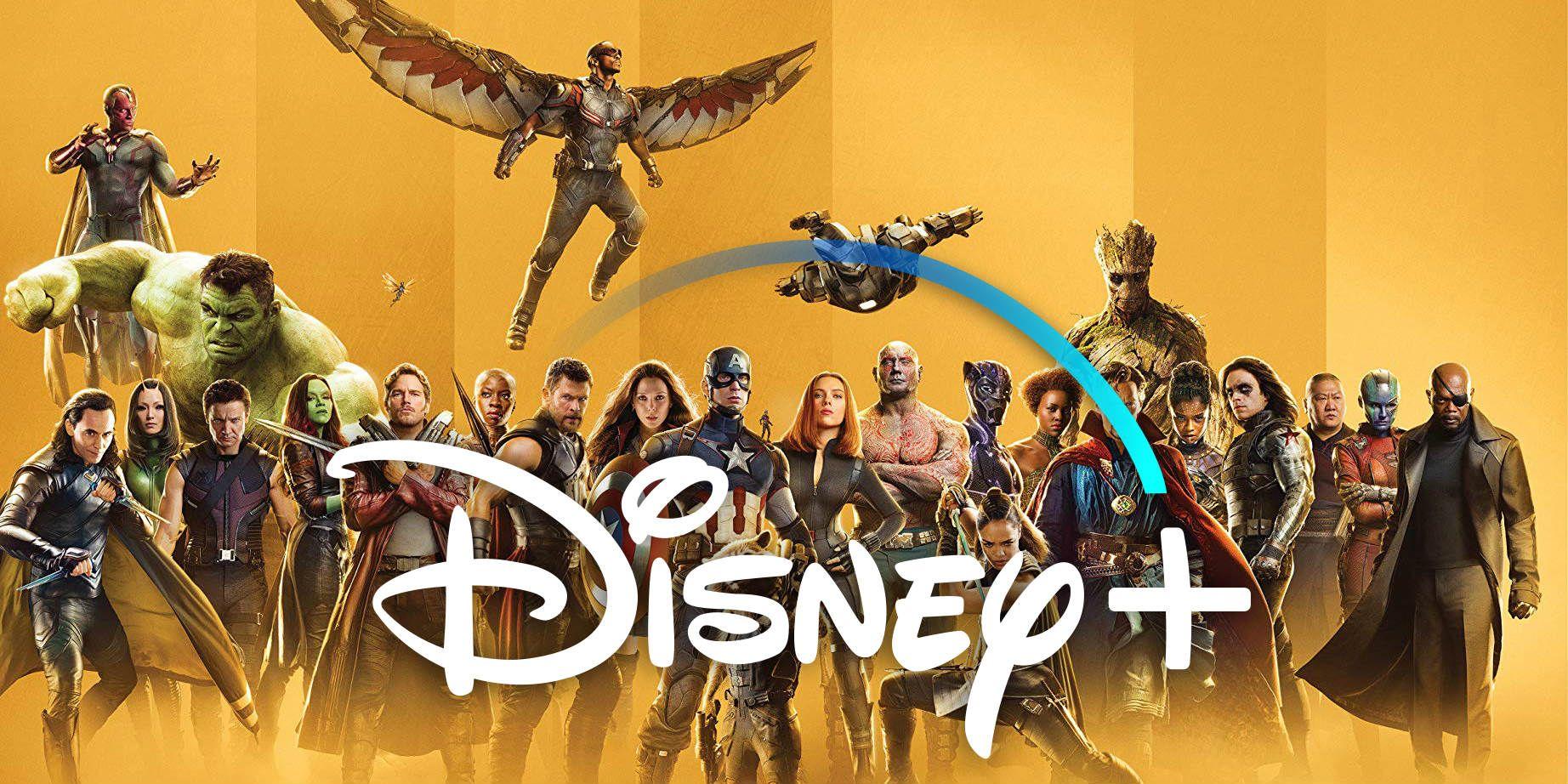 Disney Plus Marvel