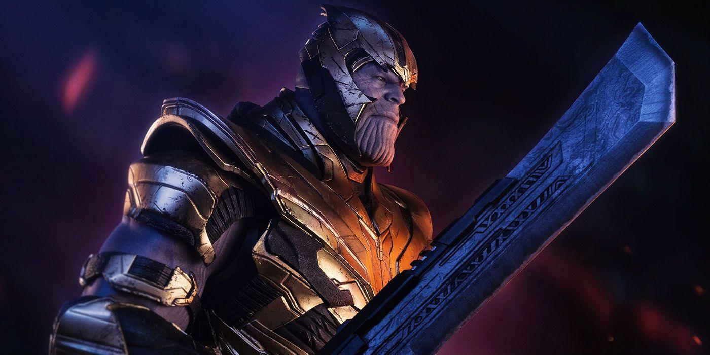 Thanos vs The Ninja Turtles (Movies) - SPOILERS