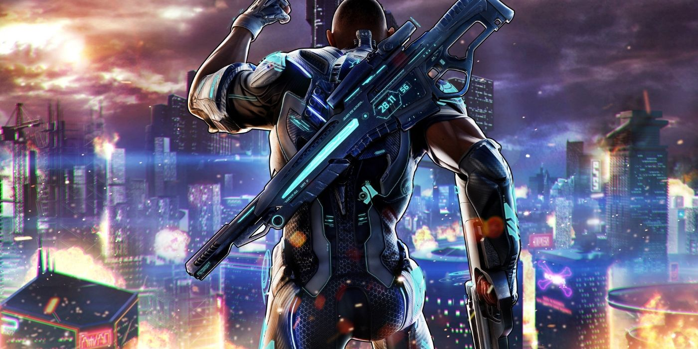 Crackdown 3 Multiplayer Mode Was An Epic Failure | ScreenRant