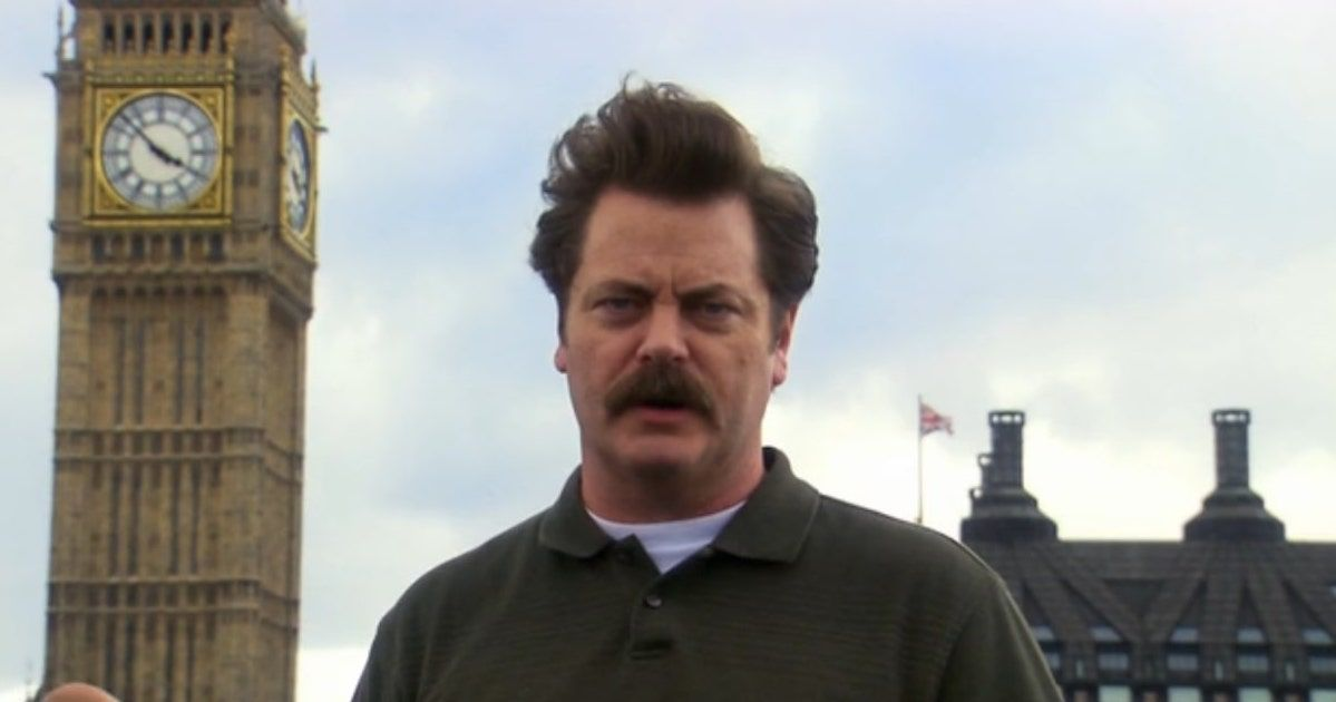 This is a picture of Ron Swanson Pyramid of Greatness Printable Version regarding blueprint