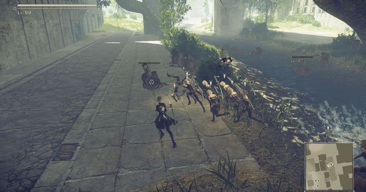 10 Best NieR: Automata For PC Gaming Mods | ScreenRant