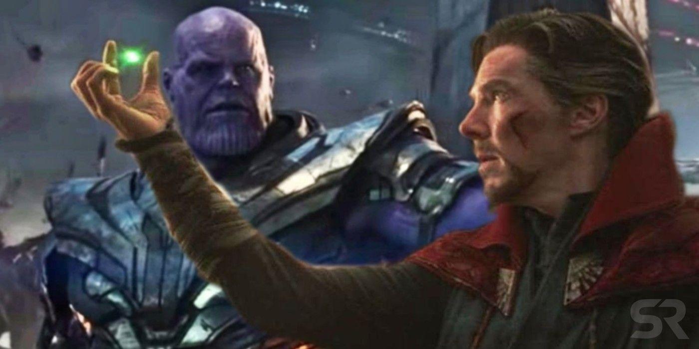 Endgame Explains Doctor Strange's Infinity War Plan (& It's