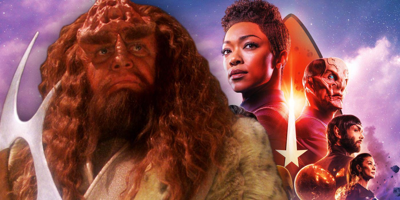 Star Trek: Discovery Can Make Kahless II The REAL Klingon Messiah