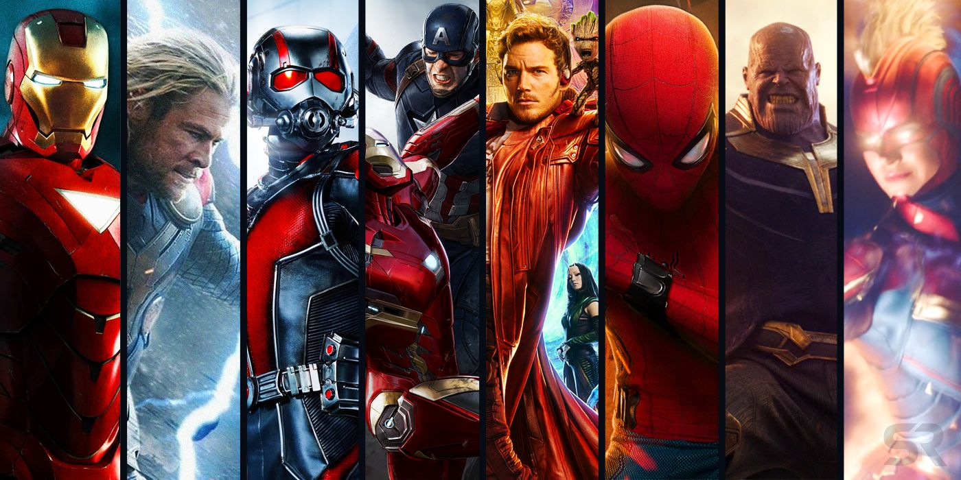 Every Marvel Cinematic Universe Movie, Ranked (Including Far From Home)