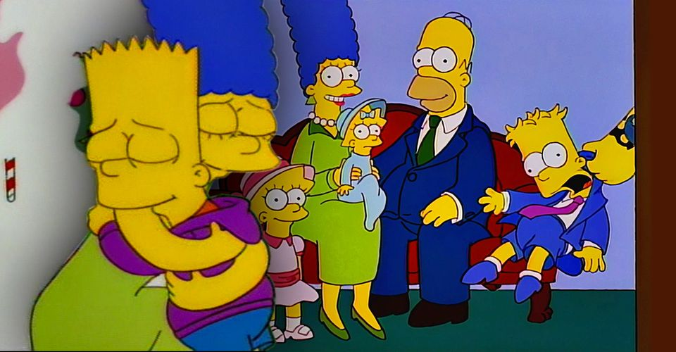 Did The Simpsons Decline Start In Season 7 With Marge Be Not Proud