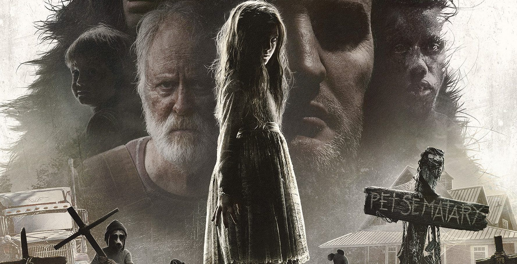 Movie Poster 2019: Pet Sematary (2019) Movie Reviews