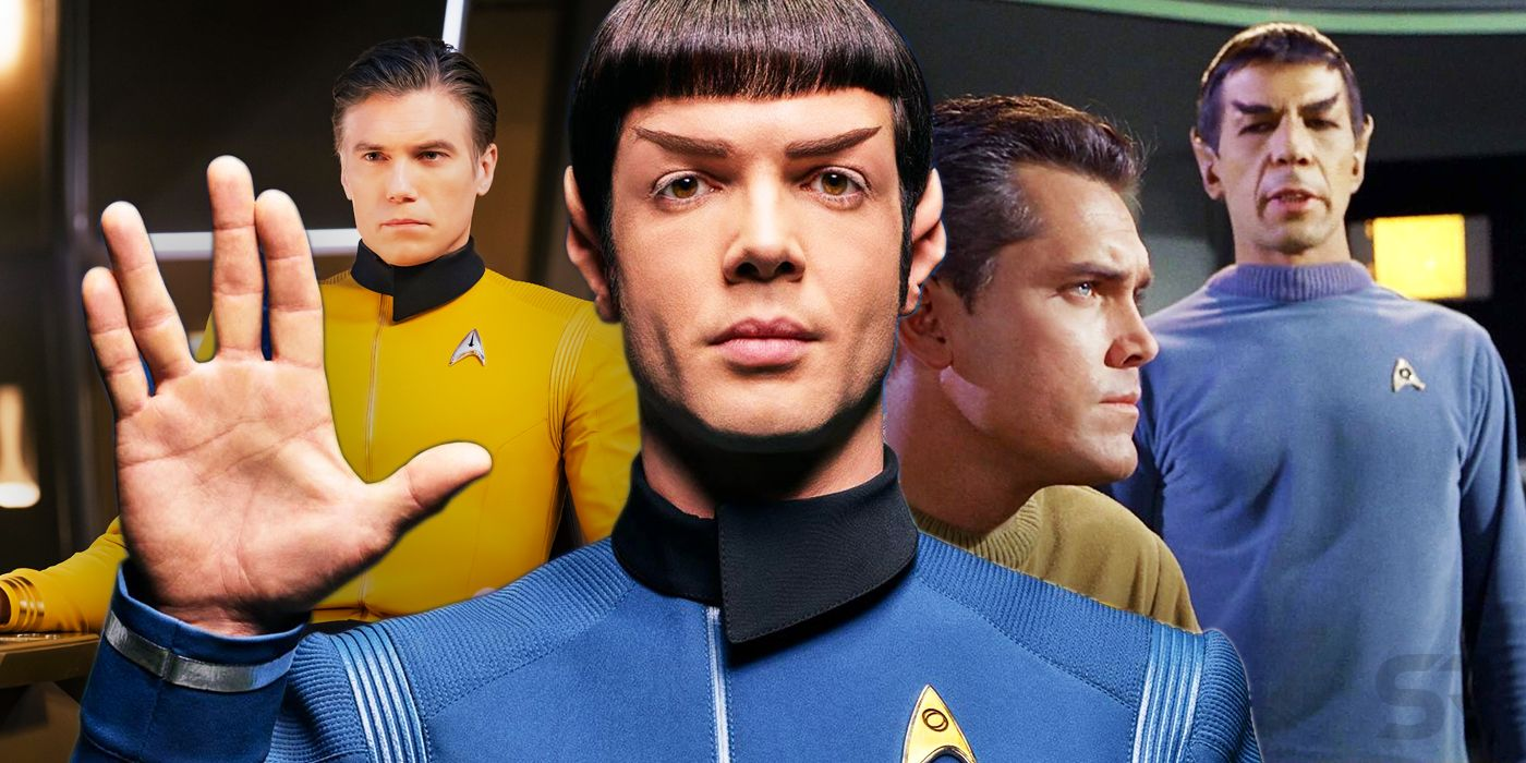 Star Trek: What Happens To Pike & Spock After Discovery