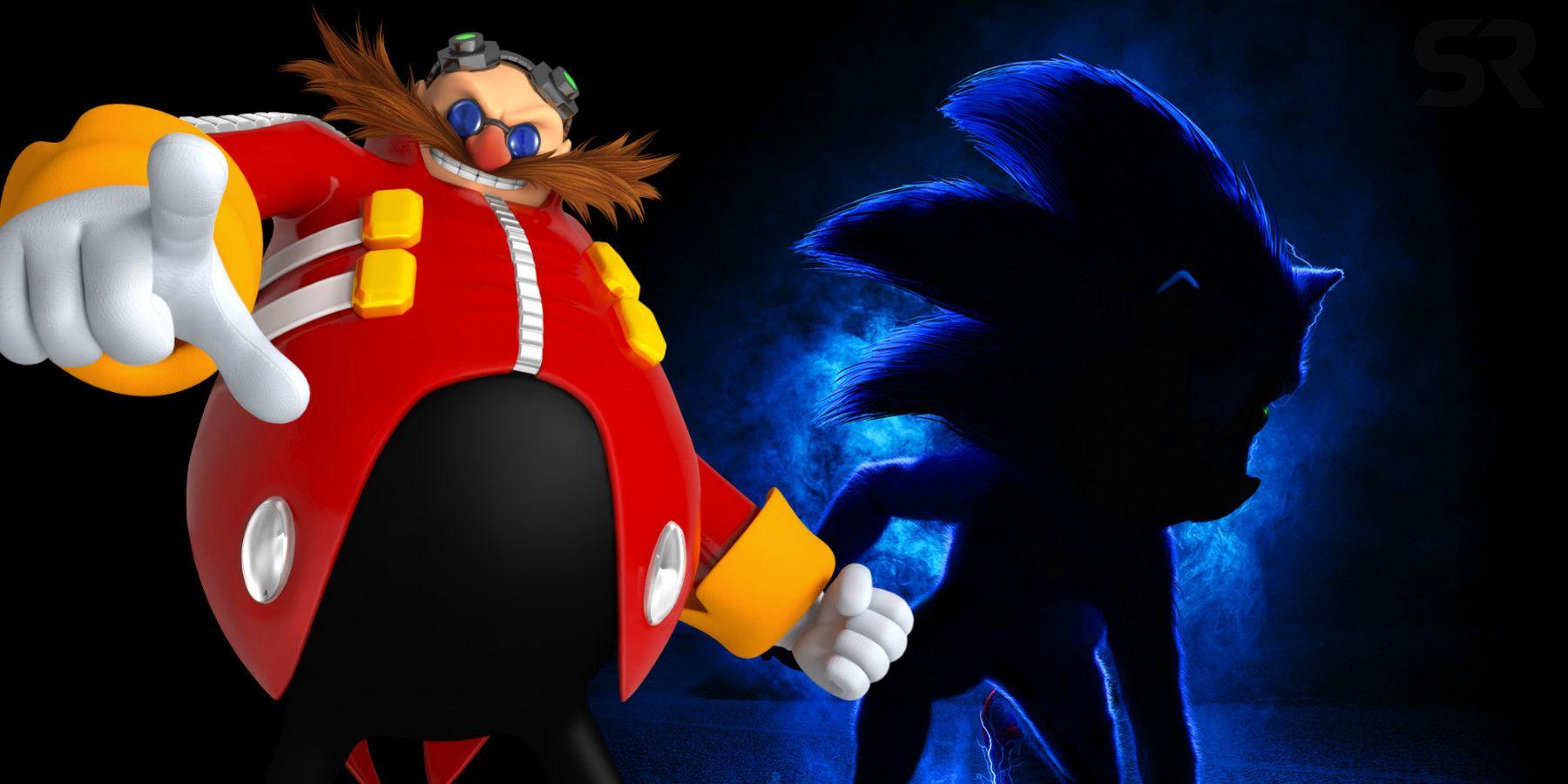 Sonic The Hedgehog Movie Cinemacon Footage Details Tease Robotnik