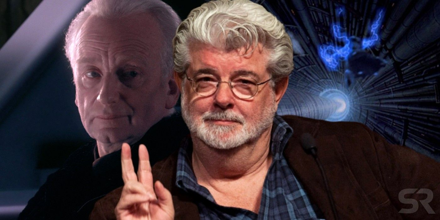 Star Wars 9: George Lucas May Have Already Retconned Palpatine's Death
