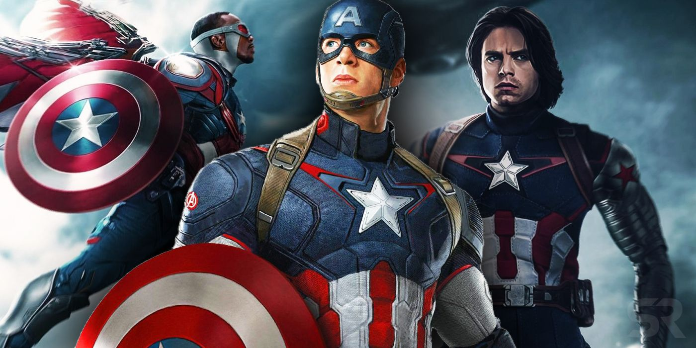 No, Chris Evans' Old Captain America Isn't In Falcon & Winter Soldier