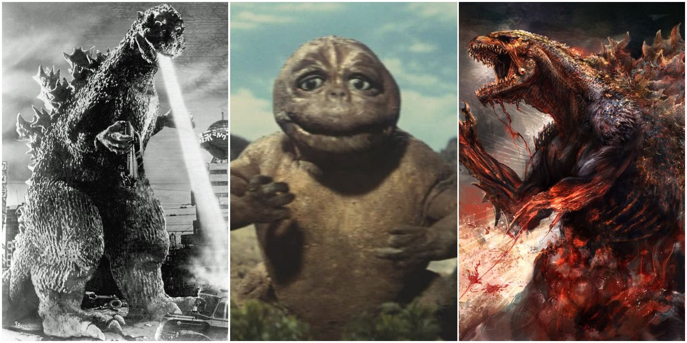 Ranking All The Godzilla Movies From Best To Worst ...