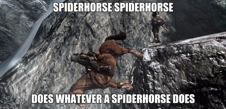 10 Hilarious Skyrim Memes That Will Make You Want To Jump Back In