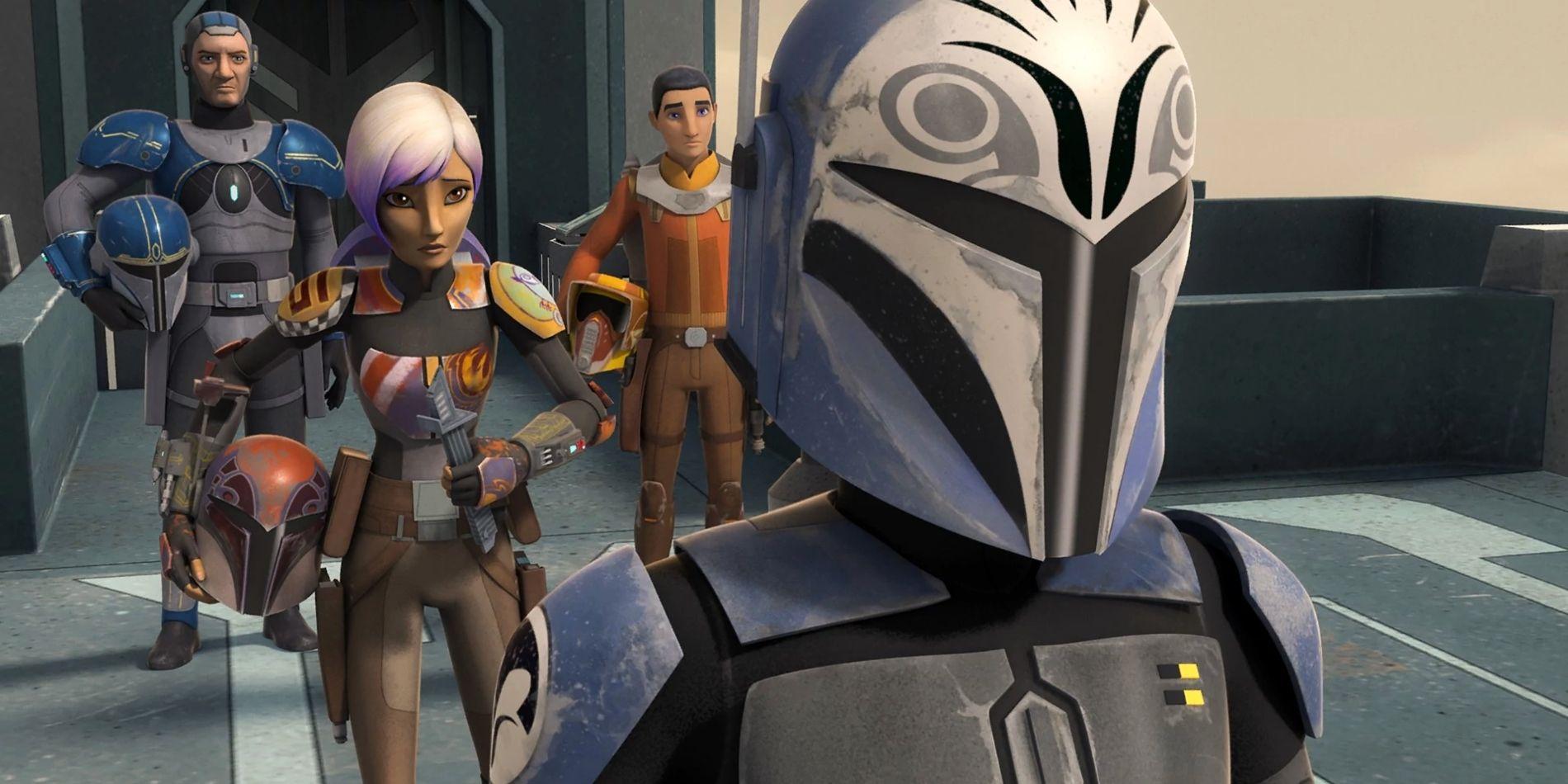 How Star Wars Rebels Season 4 Episode 1 Set Up The Last