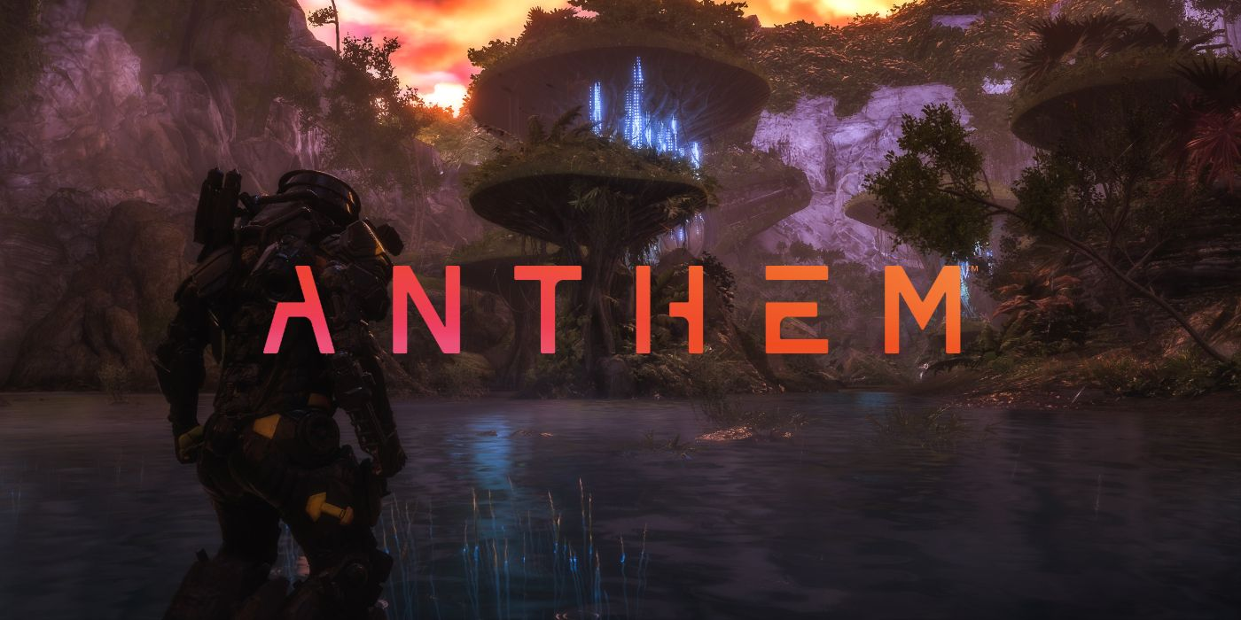 Anthem Players Are Declaring The Game Dead   Screen Rant