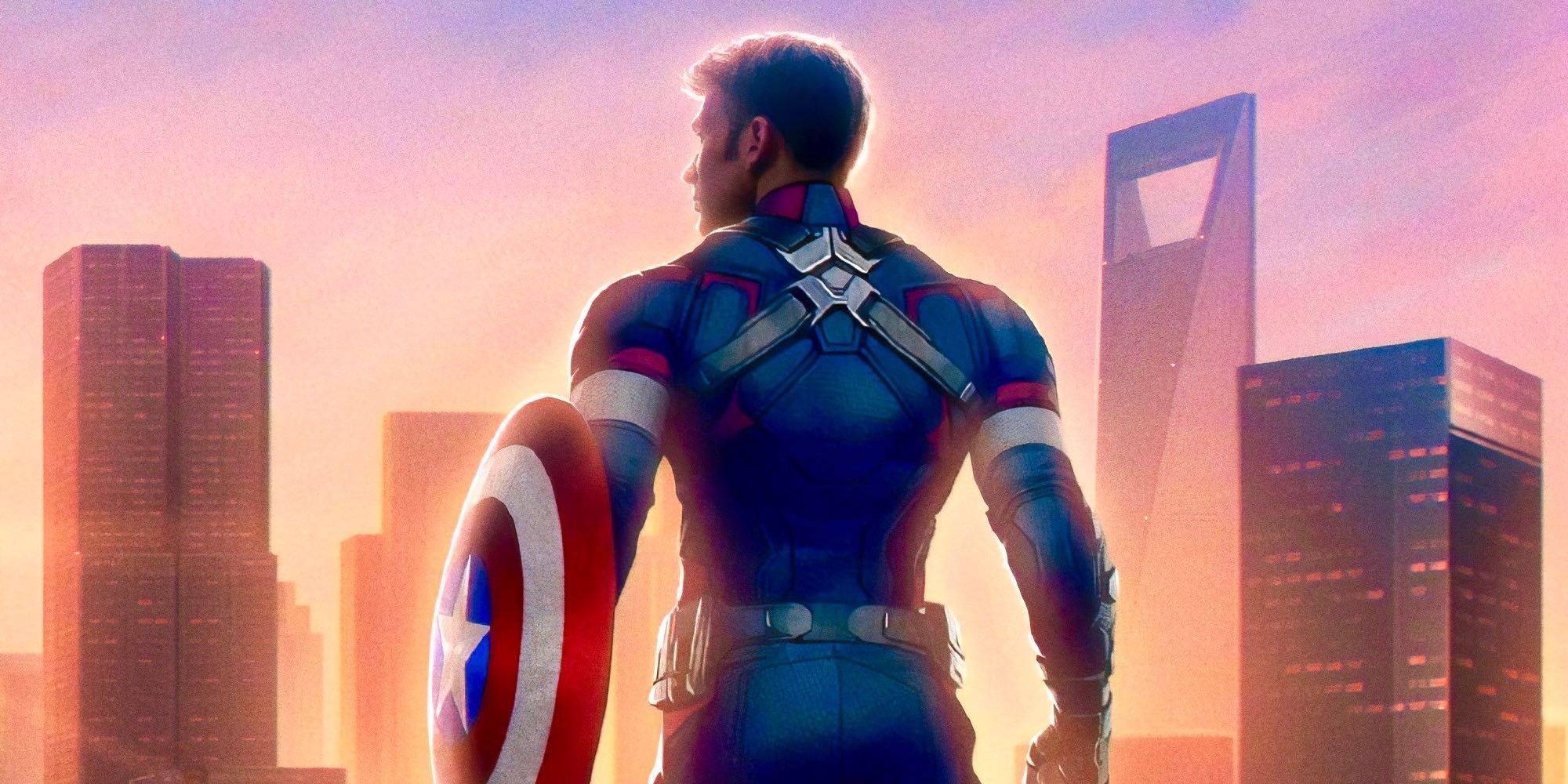 Avengers: Endgame Captain America Ass Comment Almost Didn't Happen