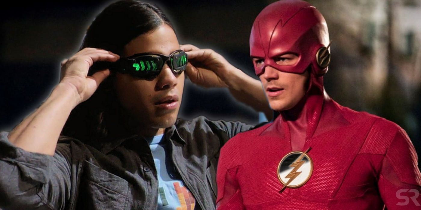 The Flash Gives Vibe The Cure - But Cisco Hasn't Left The Show