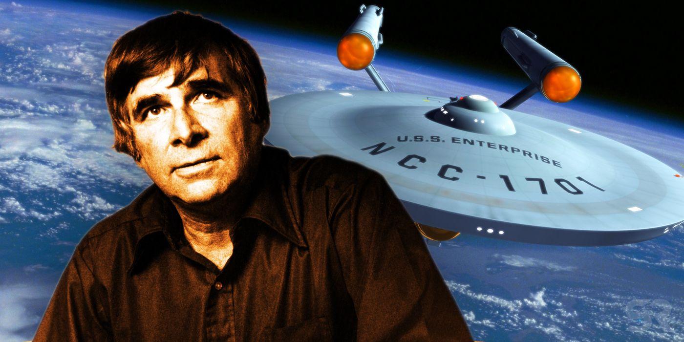 Star Trek's Creator Had One Rule - Here's The Series That Broke It