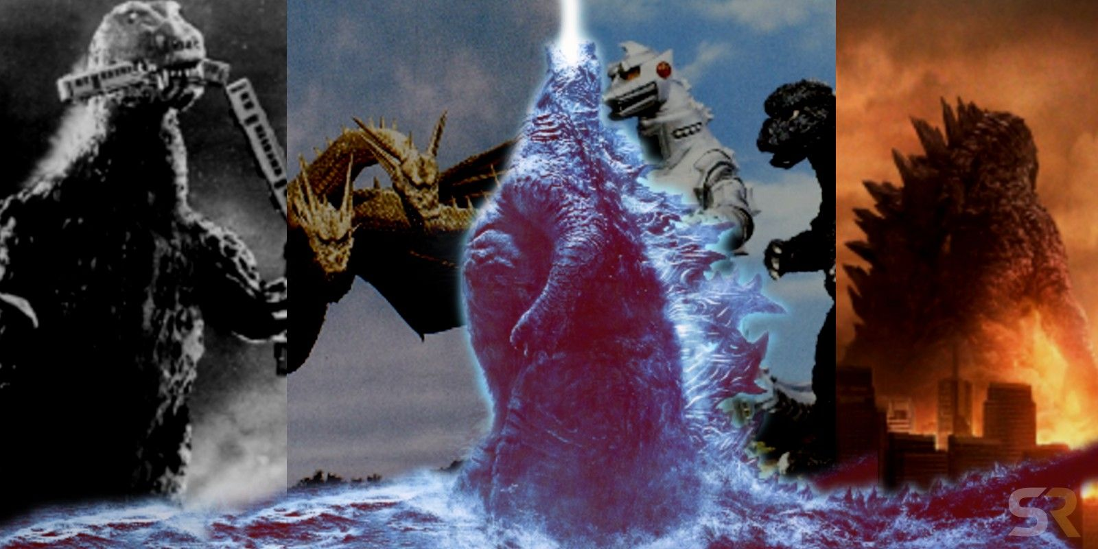 All 30 Godzilla Movies Ranked, Worst To Best | Screen Rant