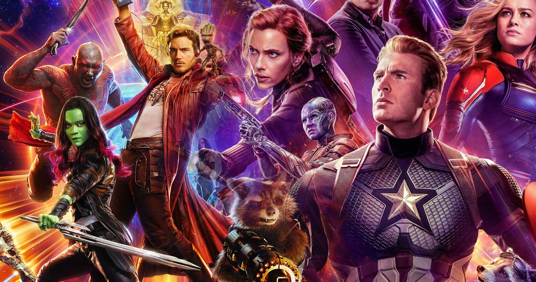 Marvel Movies 2019