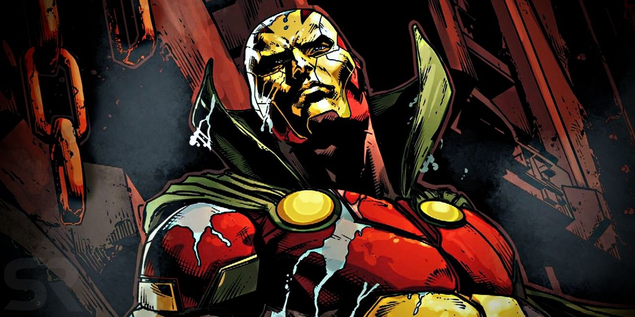 Aliens in Metropolis [J'Onn] Mister-Miracle-DC-Comics-Movie