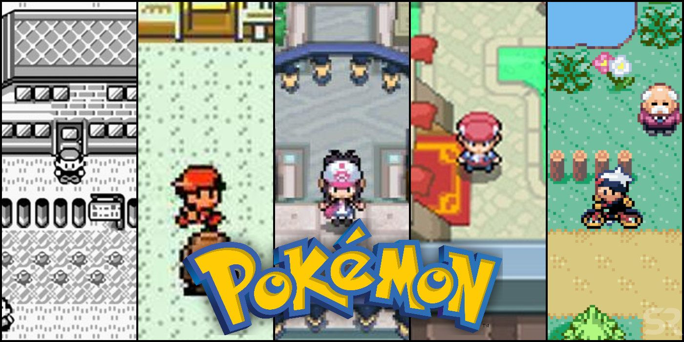 The best Pokemon games ranked from worst to best