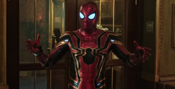 35c73549c61 Every Spider-Man Suit In Far From Home | ScreenRant