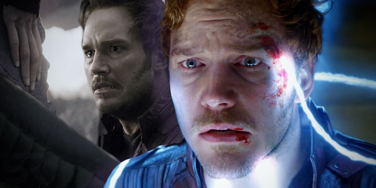 Avengers: Endgame Punishes Star-Lord For Letting Thanos Win