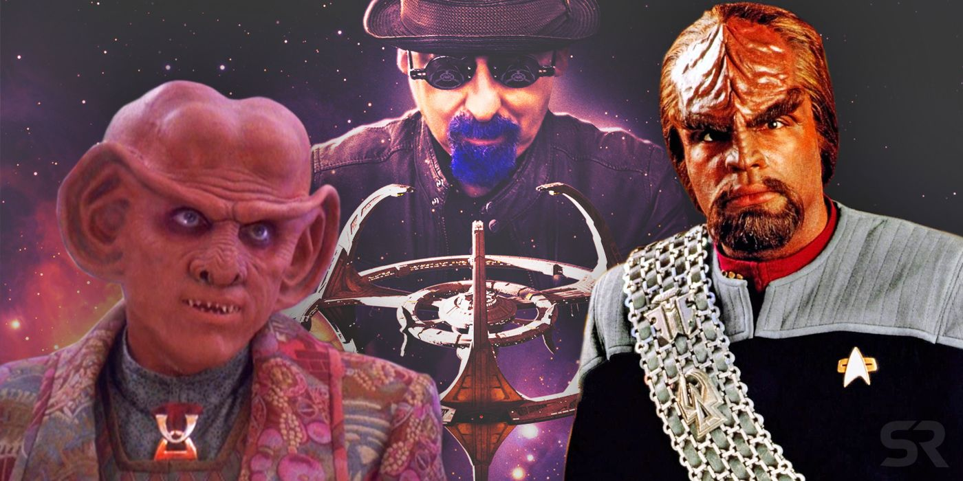 Star Trek: Biggest Reveals From The Deep Space Nine Documentary
