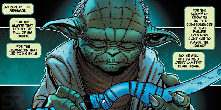 Star Wars REALLY Wants You To Know The Sith Are Yoda's Fault