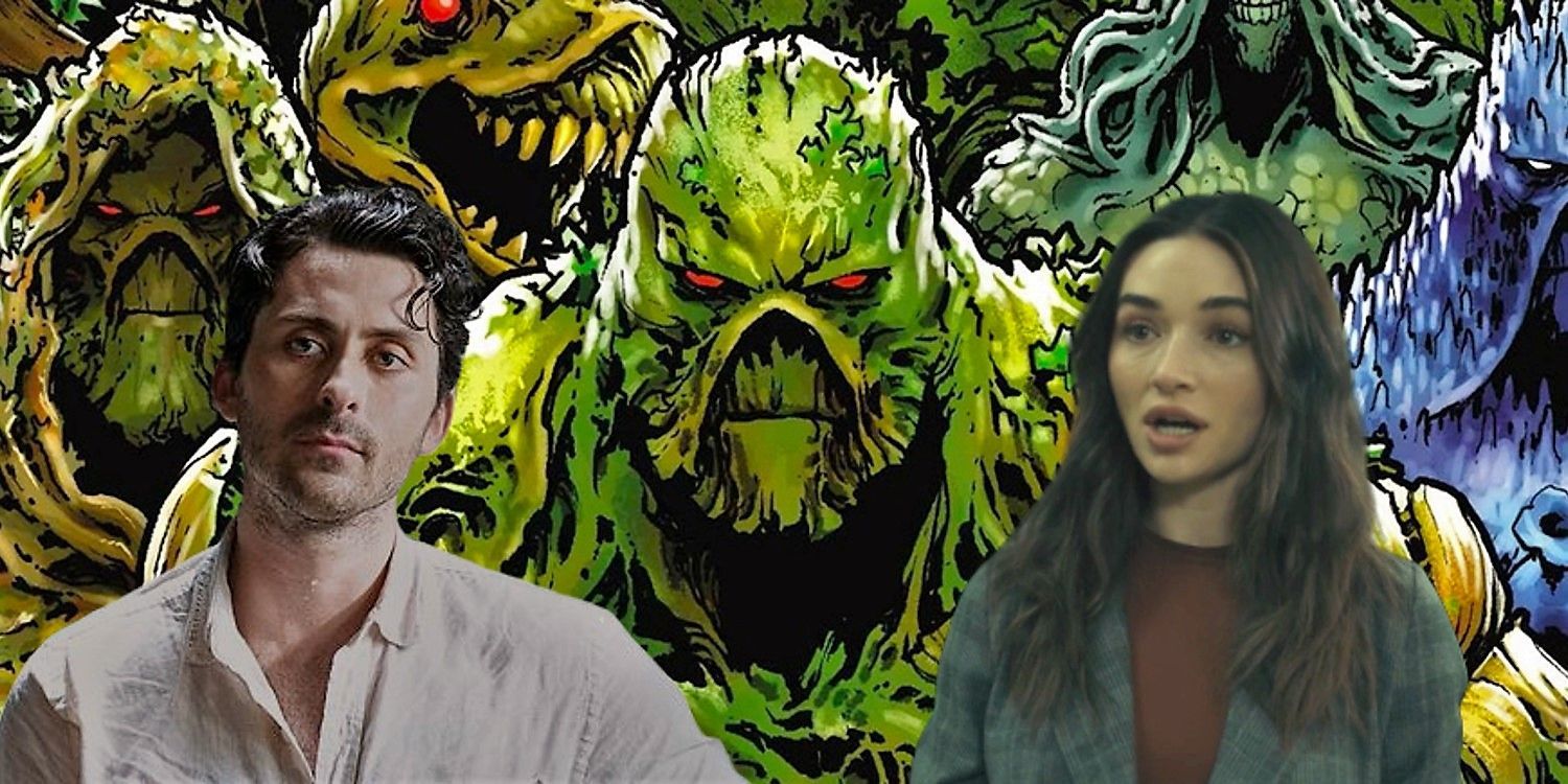 DC's Swamp Thing Cast, Character & Comic Comparison Guide