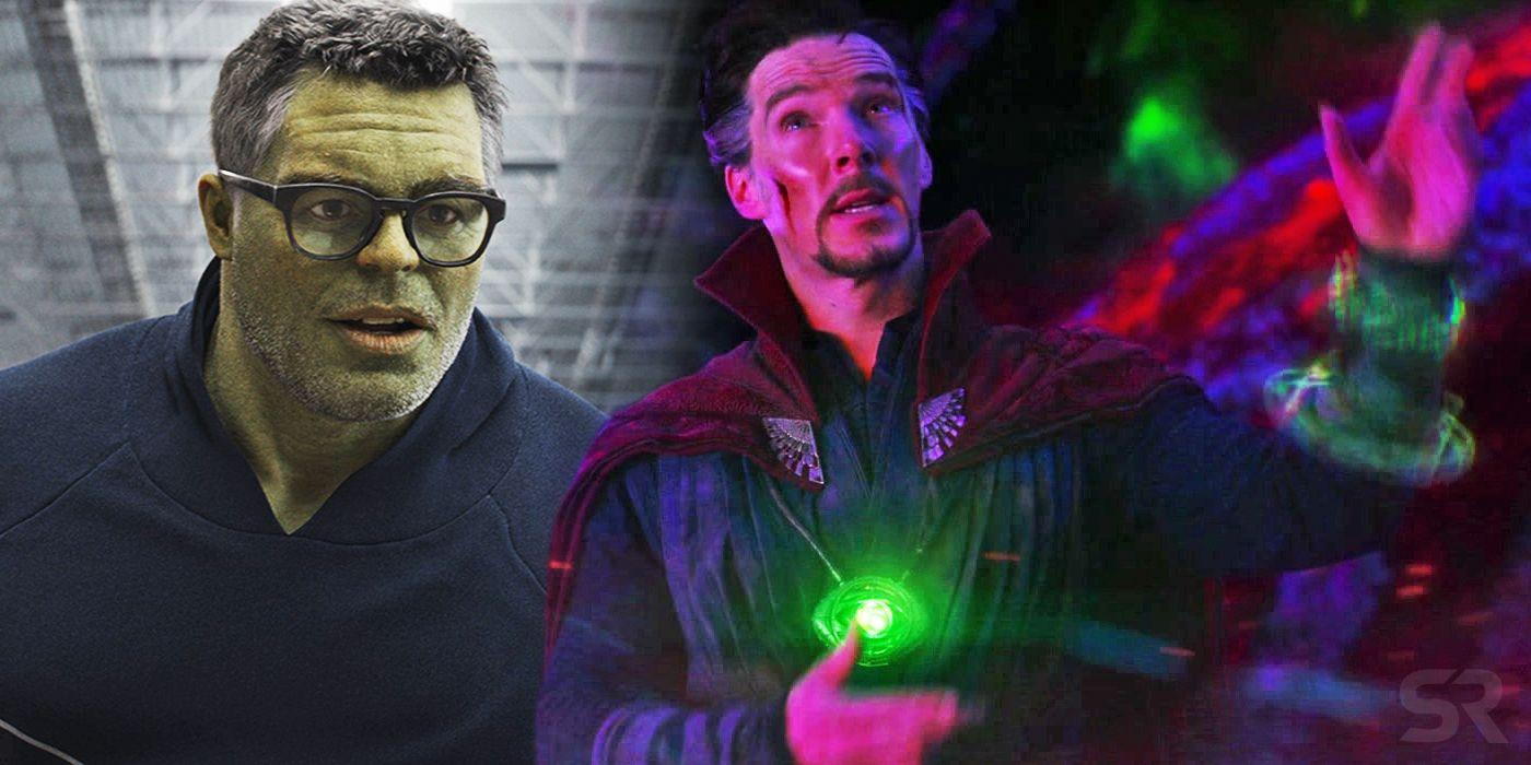 Avengers Endgame Fixes Doctor Strange S Marvel Timeline Problem